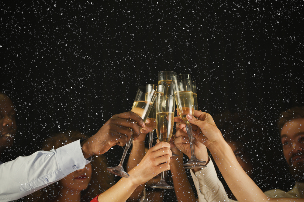 Raise a Glass to the New Year!