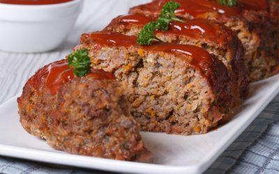 RECIPE: Classic Meatloaf