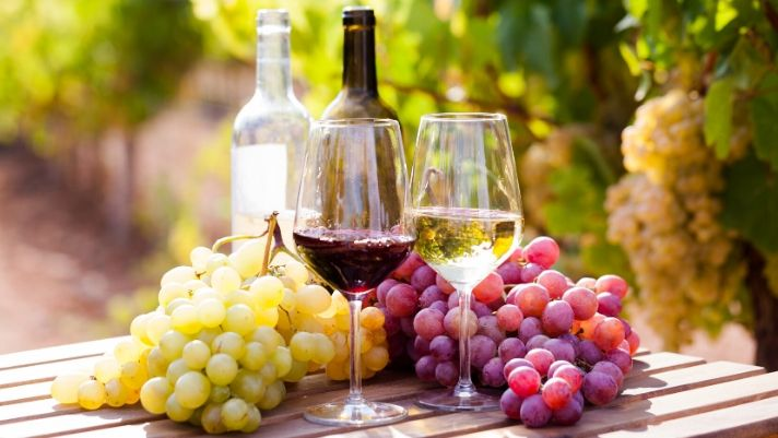 Best Low-Calorie Wine Options for Spring