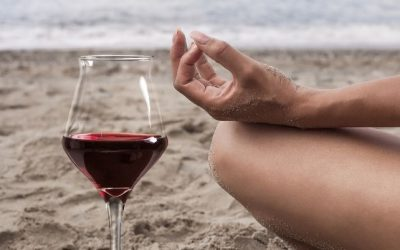 How to Pair Wine and Yoga Moves