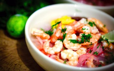 RECIPE: Shrimp Ceviche