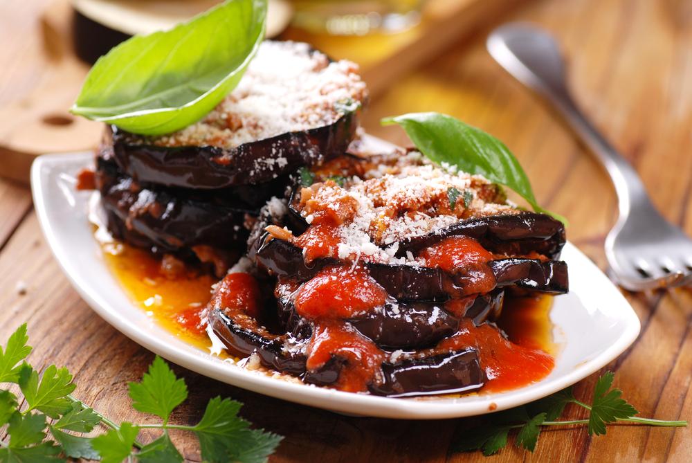 RECIPE: Eggplant Parmesan
