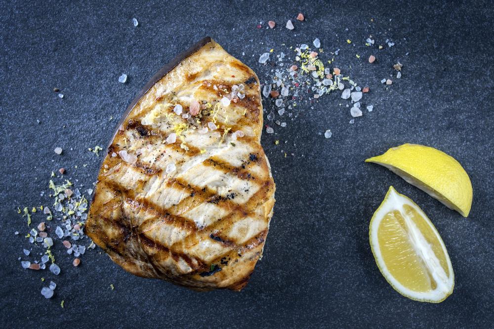 RECIPE: Grilled Chili-Garlic Swordfish