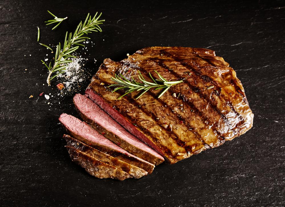 RECIPE: Grilled Flank Steak