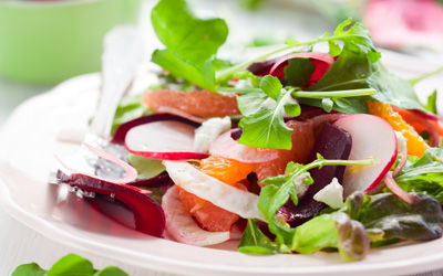 RECIPE: Roasted Beet, Fennel, and Citrus Salad