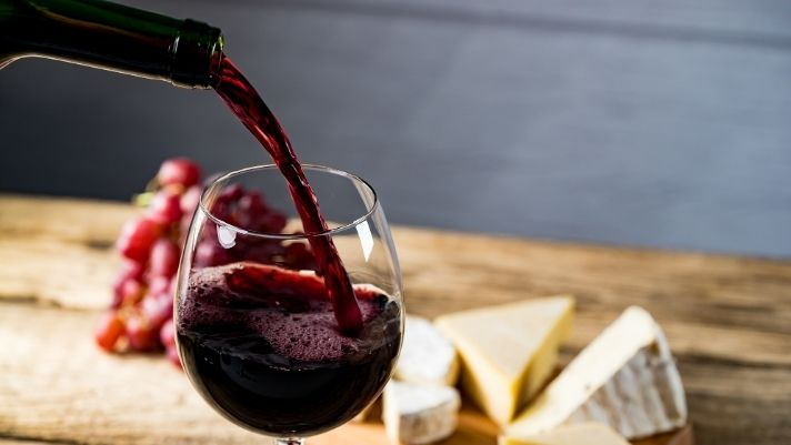 5 of The Most Popular Red Wine Grape Varieties