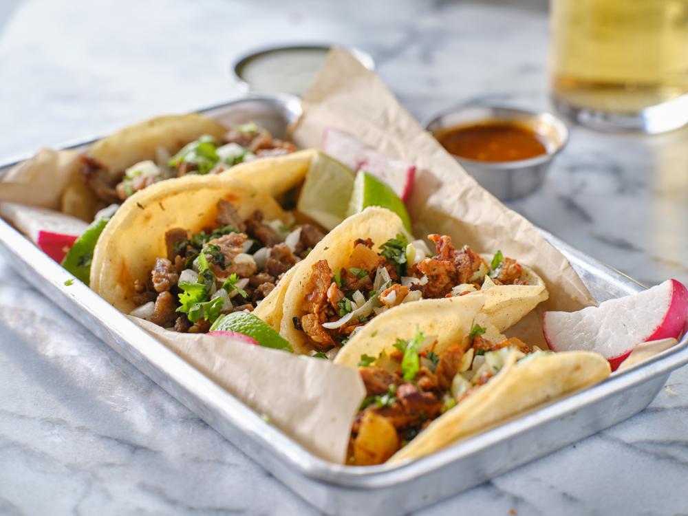 RECIPE: Chorizo & Potato Tacos