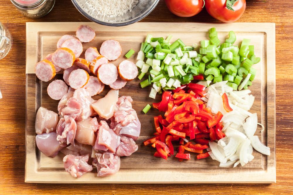 RECIPE: Chicken & Andouille Jambalaya