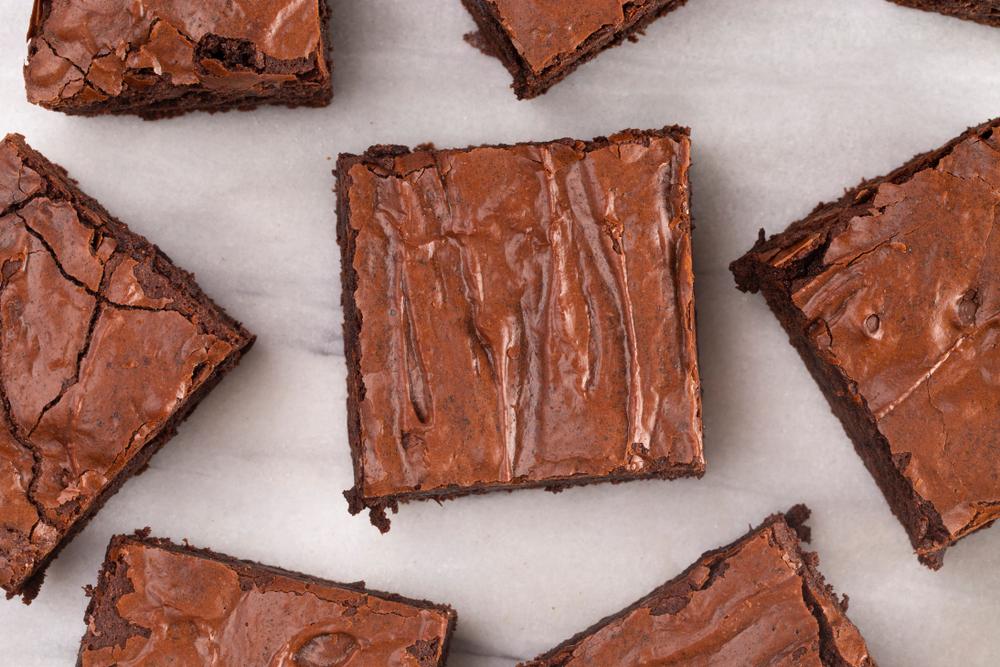 RECIPE: Nutella Red Wine Brownies