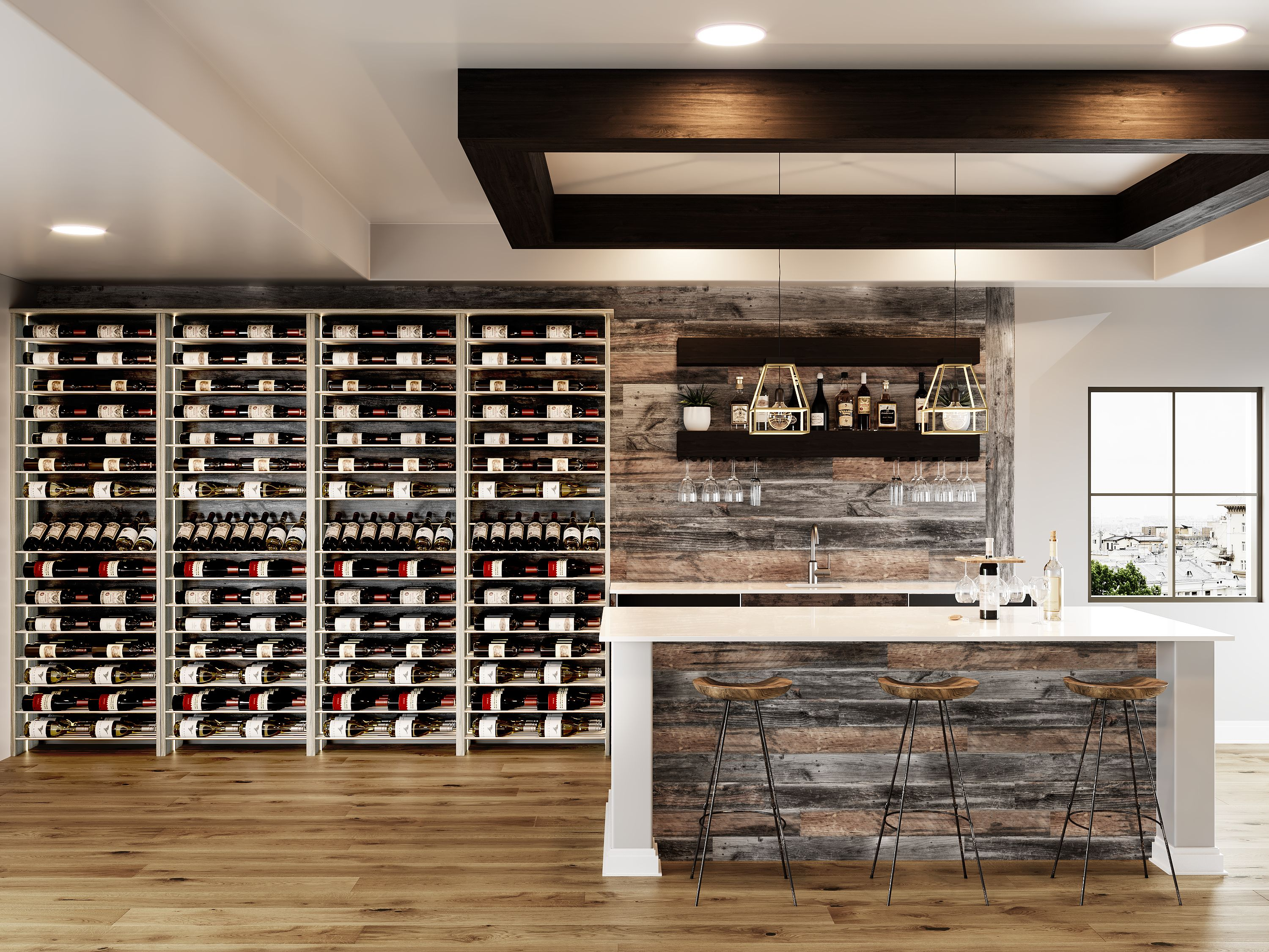 Wine and Design: The Perfect Blend