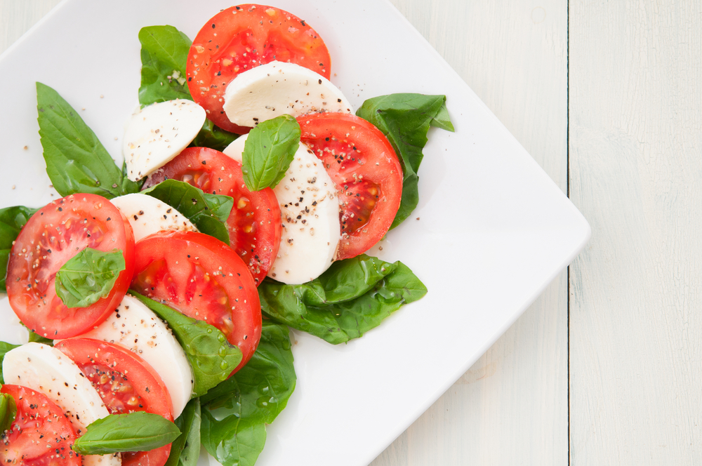 RECIPE: Caprese Salad