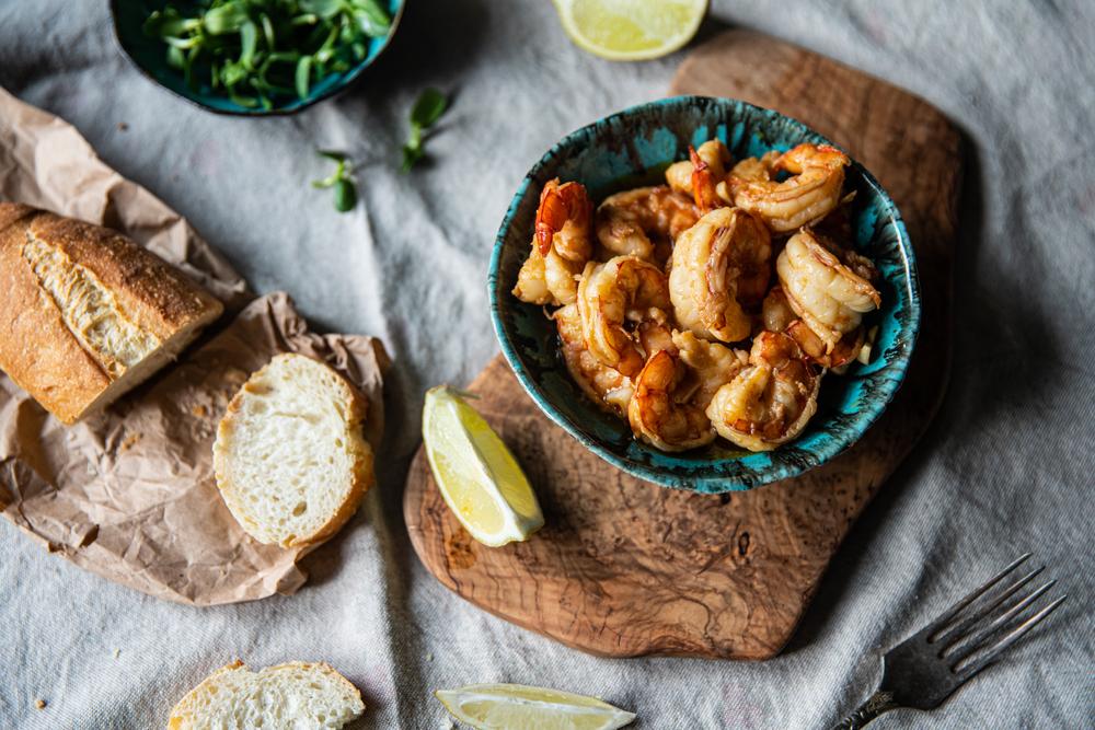 RECIPE: Spicy Barbecue Shrimp