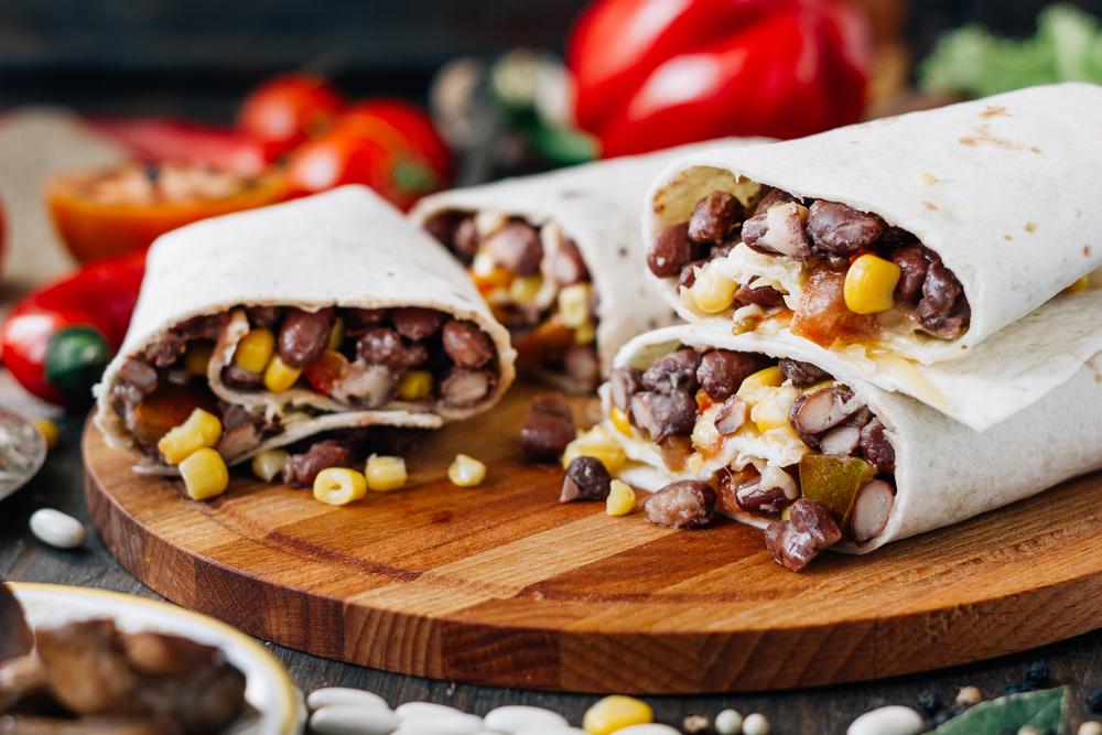 RECIPE: Black Bean Burrito