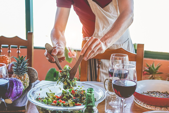 Top Tips for Pairing Wine for Vegan Dishes
